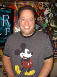 Joe Quesada Signing
